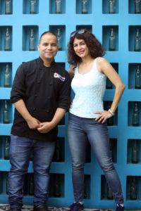 Anaida-chef Hemant-delhifoodies-popup-SodabBottleOpenerWala